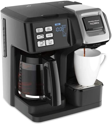 This will hopefully help you fix it. Best Hamilton Beach Coffee Maker 2021 only For Coffee Lovers