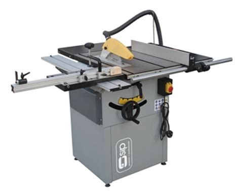 """Sip 01574 Professional 10"""" Inch Cast Iron Table Saw 230v"""