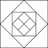 Pattern Geometric Patterns Clip Quilt Coloring Block Clipart Paper 1024 Etc Blocks Usf Edu Lg Quilting sketch template