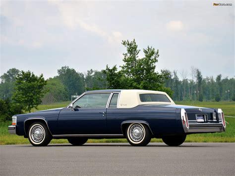 Pictures of Cadillac Coupe de Ville 1980–84 (1280x960)