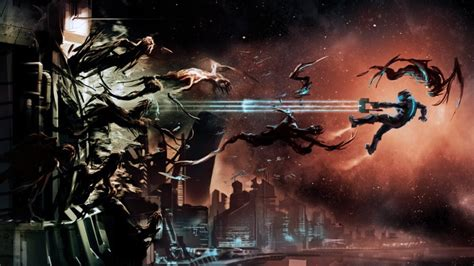 Dead Space 2 Full Hd Wallpaper And Background Image