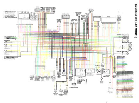 2000 Ducati St2 Wiring Diagram by Sch 233 Ma 233 Lectrique Sv650s De 1999 Il 233 Tait Une Fois