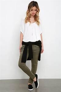 Obey Berlin Pants - Olive Green Pants - Jogger Pants - $89.00
