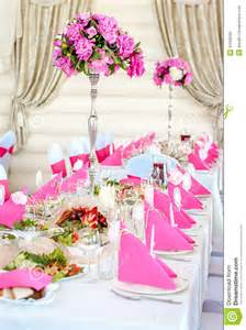 wedding table decorations stock photo image of dinner 31659556