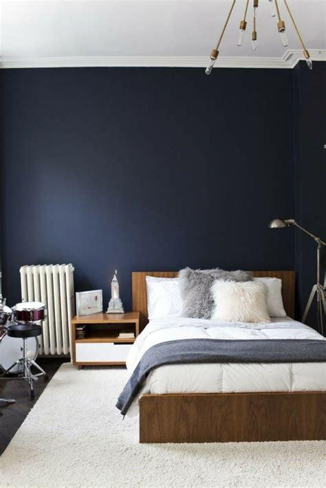 d馗oration chambre déco chambre bleu calmante et relaxante en 47 idées design