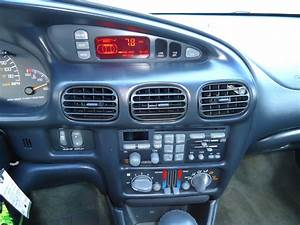 2002 Pontiac Grand Prix - Interior Pictures