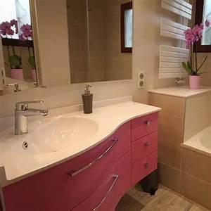 Miroir Meuble Salle De Bain : miroir avec rangement pour salle de bain atlantic bain ~ Teatrodelosmanantiales.com Idées de Décoration