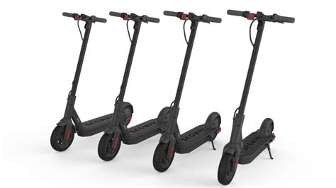 scooter segway max released  ces elproducente