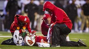 former college athletes chronic injuries more likely