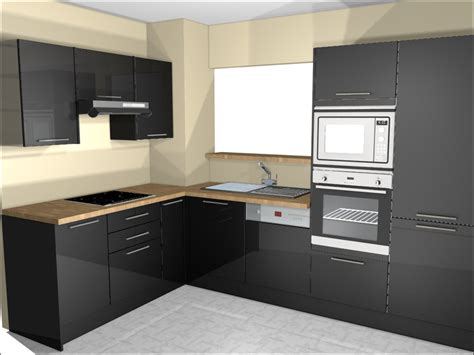 cuisine exemple amenagement aménagement de cuisine 75 9 75009 ile de
