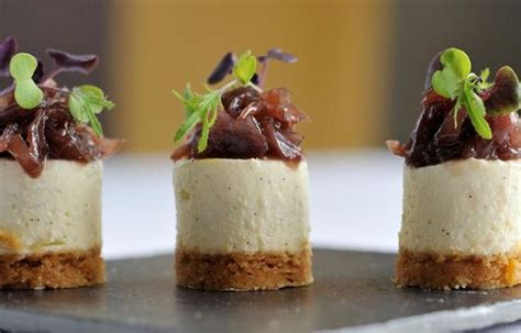 goat s cheesecake with jam recipe chefs and cakes