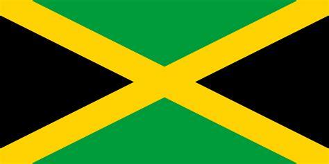 jamaican flag colors flag of jamaica