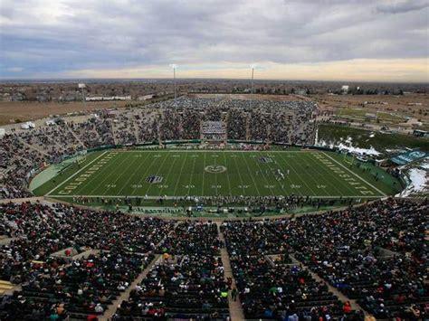 colorado state university  demolish  football stadium
