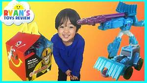 McDonald Indoor Playground for kids with Transformers ...