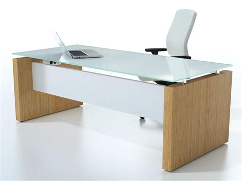 glass top office desk with beautiful office desk glass top frosted and computer also