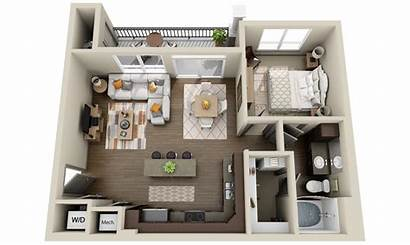 Plans 3d Floor Construction Apartments Plan Condos