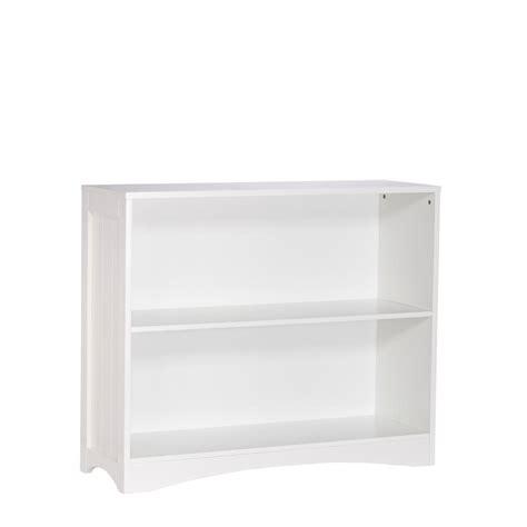 Childrens White Bookcase by Riverridge White Open Bookcase 02 022 The Home Depot