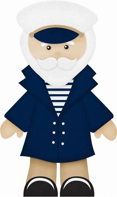 Clipart Mariner Clip Sea Sailors Sailor Captain