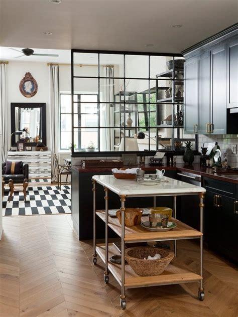 separation cuisine verriere la verrière intérieure en 62 idées pour toute la maison