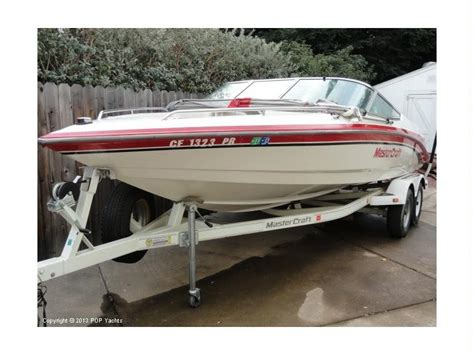 Second Hand Mastercraft Boats For Sale In South Africa by Mastercraft Maristar 225 Vrs In Florida Power Boats Used
