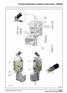 Wiring Diagram For Massey Ferguson 240  U2013 The Wiring Diagram  U2013 Readingrat Net