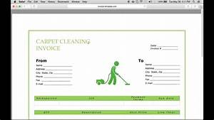 cleaning invoice template uk invoice sample template With carpet cleaning invoice