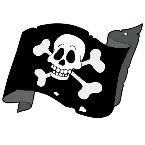 stickers voile pirate pas cher