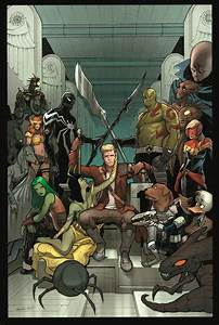 First Look: GUARDIANS OF THE GALAXY #24 - Comic Vine