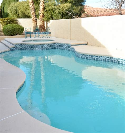 Npt Pool Tile Palm Desert by A Much Prettier Pool Centsational