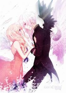 dark and light couple - Anime Paradise Picture