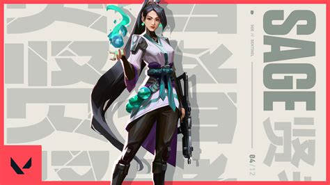 valorant character reveal sage does game gamepur