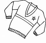 Sueter Roupas Coloring Pintar Colorear Dibujo Imprimir Desenhos Dibujos Sweater Clothing Colorir Printable Websincloud Kleidung Dibujosparacoloreargratis Mixtos Activities Colouring Zum sketch template