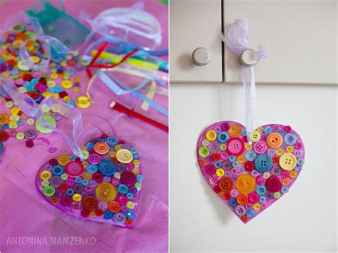 Valentine's Craft Activity Inspiration  Easy Crafts For