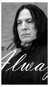 Always - Severus Snape Photo (23854963) - Fanpop