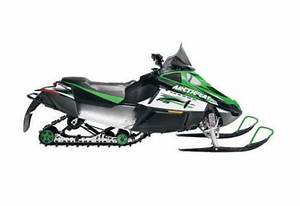Arctic Cat Snowmobile Service Manual Repair 2009