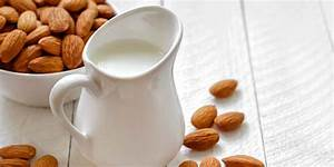 Calories Chart Almond Milk Vs Soy Milk Difference And Comparison Diffen