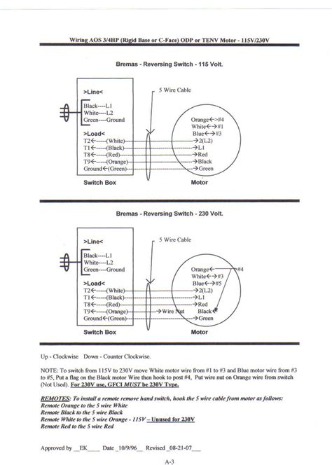 bremas boat lift switch wiring diagram wiring collection