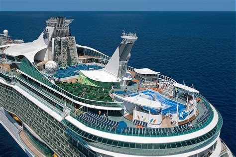 Vision Of The Seas Deck Plan by Western Mediterranean From Southampton 12 Nt