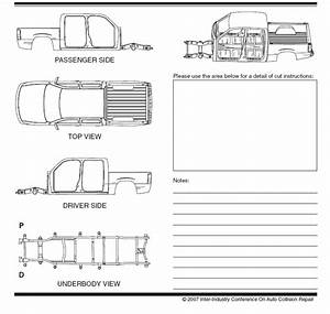 27 Images Of Crew Cab Truck Vehicle Damage Diagram