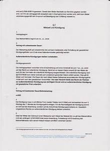 Kündigung Mietvertrag Wegen Eigenbedarf : tolle vermieter mietvertrag k ndigungsschreiben bilder ~ Lizthompson.info Haus und Dekorationen