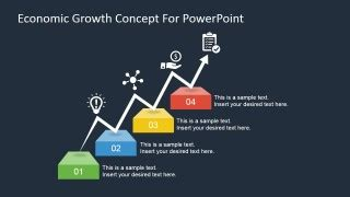 product life cycle template  powerpoint slidemodel