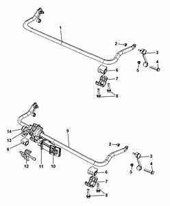 Jeep Wrangler Suspension Diagram