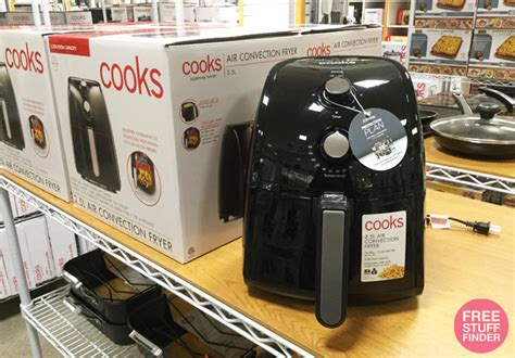 fryer air cooks jcpenney friday deals reg cooker slow pickup cookware boots cheap 5l qt