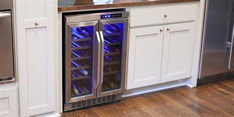 Best Cabinet Wine Cooler by Top 10 Built In Wine Coolers Winecoolerdirect