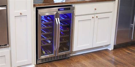 Built In vs. Freestanding Wine Coolers :: CompactAppliance.com