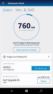 Www O2 De Mein O2 Meine Rechnung : offizielles mein o2 app update bringt neues design windowsunited ~ Themetempest.com Abrechnung