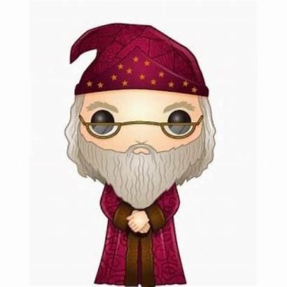 Albus Dumbledore Potter Harry Clipart Pop Funko