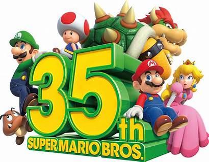 Mario Bros Years 35th Nes Happened Finally