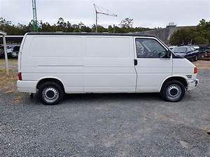 Sold  1999 Vw Transporter T4 Van Diesel 5 Speed Manual White