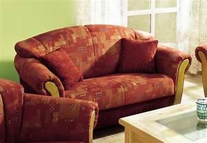 Sofa Home Affaire : home affaire sofa 2 sitzer milano wahlweise mit bettfunktion online kaufen otto ~ Orissabook.com Haus und Dekorationen